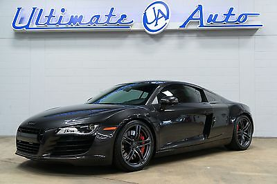 2012 Audi R8 4.2L 2012 Audi R8 V8 Manual. Gunmetal Wheels. Passport 9500Ci Radar. Red/Black Trim.