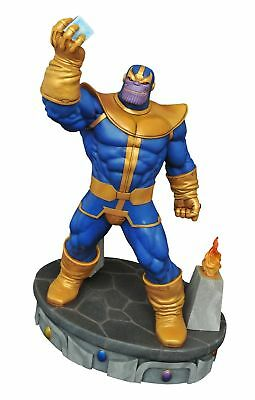 Marvel Premier Collection Thanos Statue Diamond Select New Nib