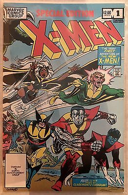 The X-Men #1 ⭐️ Special Edition ⭐️ FN/VF ⭐️ Marvel