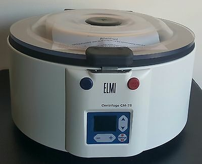 Clinical Centrifuge for PRP with 4 Places Benchtop Swing out 2 PRP kits Inlcuded