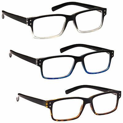 UV Reader Reading Glasses Single Pairs & Value Multi Packs Mens Womens UVR045