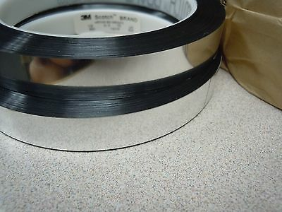 3M (856) POLYESTER Film Tape 856 Transparent, 3 in x 72 yd