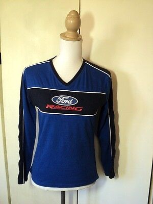 ford racing t shirt  cotton