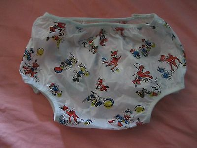 Vintage Baby Waterproof Diaper Pants