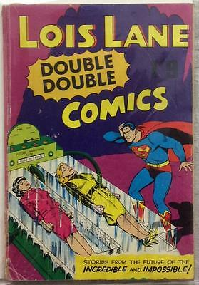 Lois Lane Double Double collects Issues #70,71,72 Metamorpho #11. 1967 veryRare.