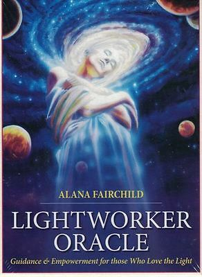 Lightworker Oracle by Alana Fairchild NEW & Sealed