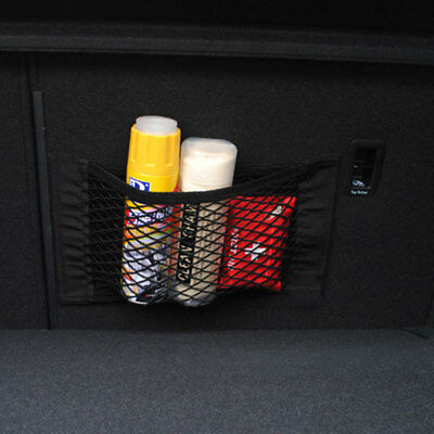 Universal General Car Trunk Fire Extinguisher Bags Net Auto Luggage Pocket