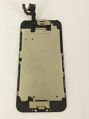 "Original iPhone 6 Black LCD Screen Digitizer Full Assembly Replacement ""Grade A"""