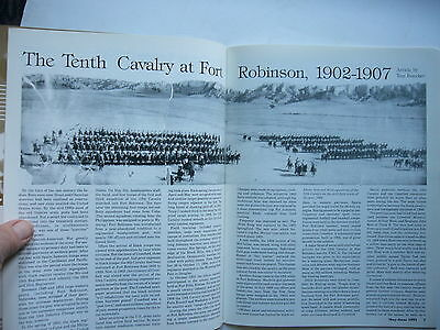 10th US Cavalry at Fort Robinson 1902-1907, 62nd New York, Photo Backdrops
