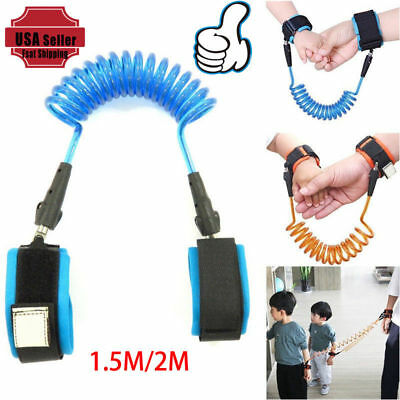 Safety Anti-Lost Band Harness Anti Lost Strap Wrist Leash Walking For Baby Child