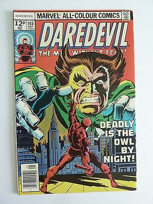Marvel - Daredevil May 1977 No. 145