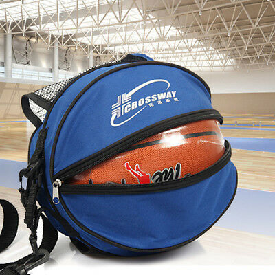 Outdoor Sports Training Shoulder Soccer Ball Volleyball Basketball Bag Funny