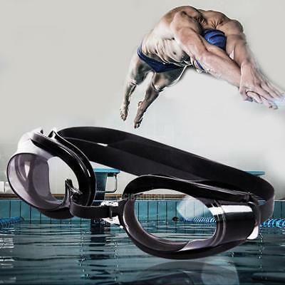 Anti Fog Swimming Goggles for Adult Youth Kids + Nose Clip + Ear Plugs