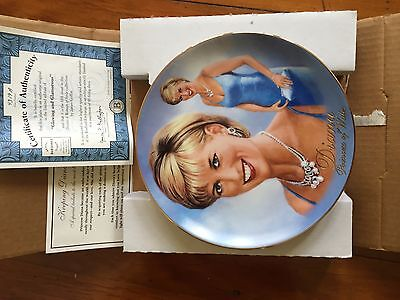 Princess Diana Plate Collection