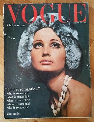 Vogue December 1964 Christmas Issue