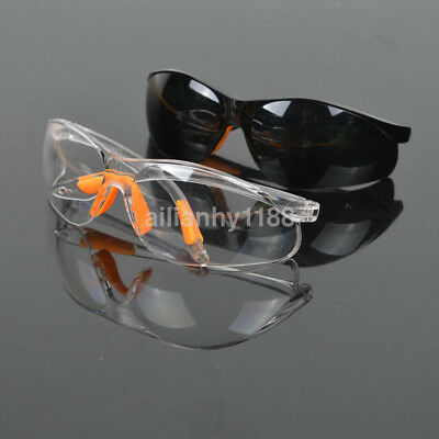 HOT Anti-impact Factory Lab Outdoor Work Eye Protective Safety Goggles Glasses A