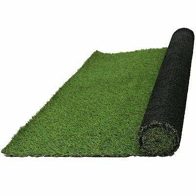 NEW! 17mm Artificial Grass Mat 6ft x 3ft Greengrocers Fake Turf Astro Lawn