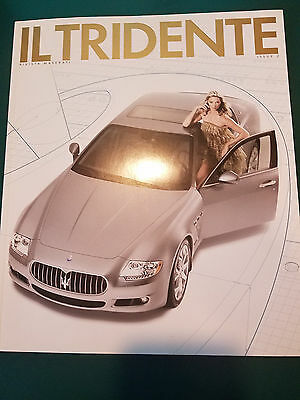 IL TRIDENTE Rivista Maserati ISSUE 2 Autumn/Winter 2008/2009