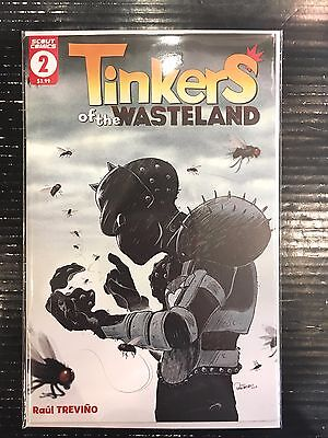 Tinkers of the Wasteland #2 NM- 1st Print Free UK P&P Scout Comics