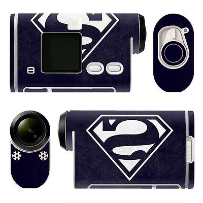 Sony HDR-AS100V STICKERS Protected Decal  Waterproof Dustproof PVC Decor TNA0024