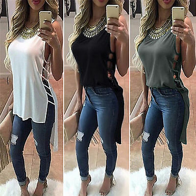 Womens Holiday Summer Slim Fit Top Short Sleeve Blouse Ladies Casual Top T-Shirt