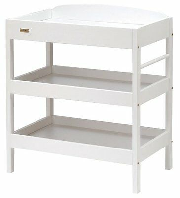 East Coast Clara Dresser (White) Baby Changing Unit New