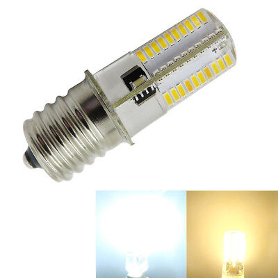 E17 C9 Dimmable Microwave Intermediate SMD LED Light bulb White/Warm 120V/220V