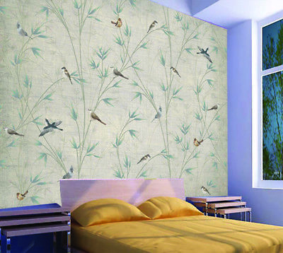 Lovely Plum Blossom 3D Full Wall Mural Photo Wallpaper Printing Home Kids Decor