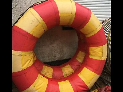 Inflatable Ski Tube Ringo Donut 6ft- Pull Behind Boat