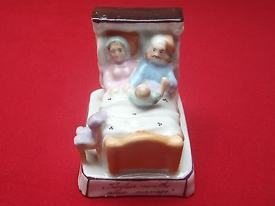 """ANTIQUE- """" Twelve months after marriage """" new parent or Christening  gift ?"""
