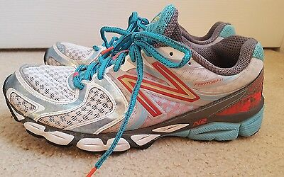 Womens New Balance 1260 N2 Fantom Fit Athletic Running Trainers Shoes  Size 9.5