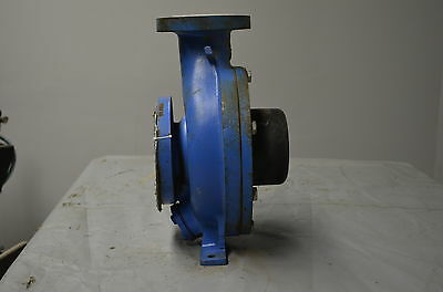 """NEW Goulds 3298 T-Lined Magnetic Drive Pump  Size 3"""" X 4"""" -7"""" NEW"""