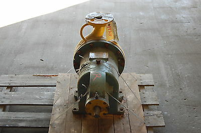 """HMD LCS2DSH Magnetic Drive Pump 5 HP 1 1/2"""" x 2"""" 300# 22 GPM"""