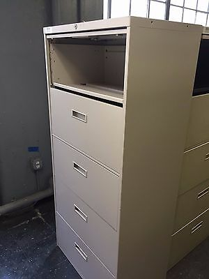 "Steelcase 5 Drawer Laterals 30"" keys included"