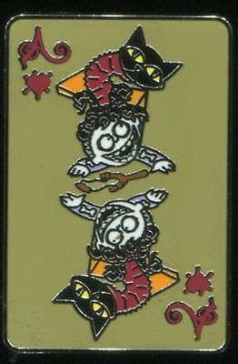 Nightmare Before Christmas Playing Card Mystery Barrel Disney Pin 110368