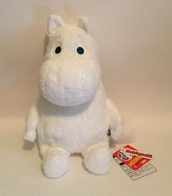 Moomin Plush Doll Sekiguchi New With Tags