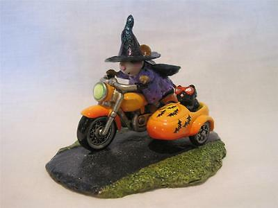 Wee Forest Folk Spooky Speeder Bats Limited Edition from 2013 Event - Brand New!