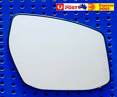 Right side mirror glass for NISSAN ALTIMA 2014 onward Convex w base(ROUND clips)