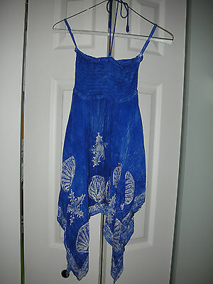 Girl's Beach Cover Up Size L (Fits Size 8/10)