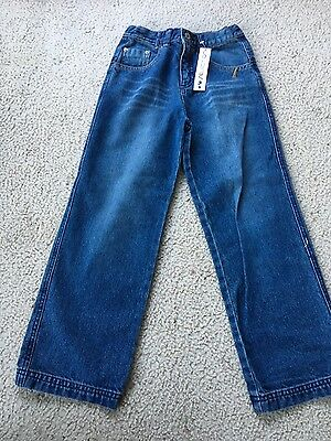 4 boys trousers size 8