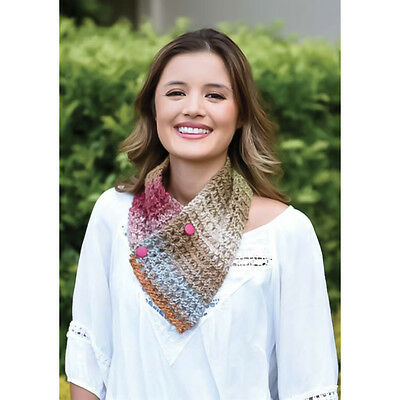 Knitting Kit: Make Your Noro Silk Garden Scarf/Neckscarf- yarn, pattern- gift