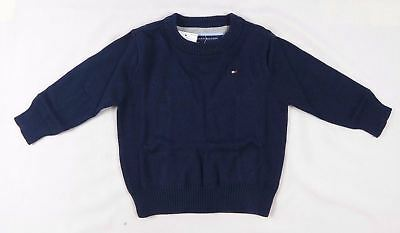 Tommy Hilfiger baby Boys Sweater Jumper  size 6/12 Months