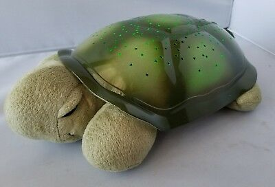 Cloud B Turtle Twilight Light Up Star Constellation Projector Plush Toy Baby