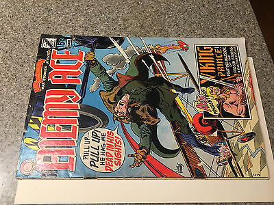 DC - Star Spangled War Stories #149 1970 15¢ Silver Age ENEMY ACE Joe Kubert