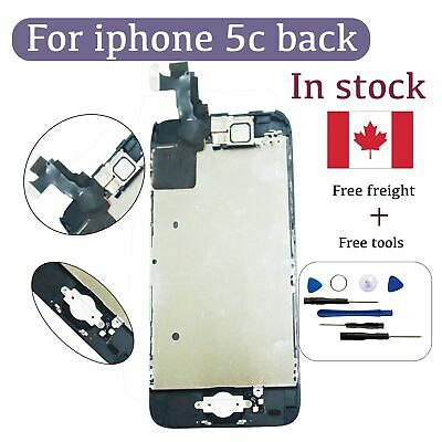 LCD CA Screen and Digitizer Assembly and Front Camera+Home Button for iPhone 5C