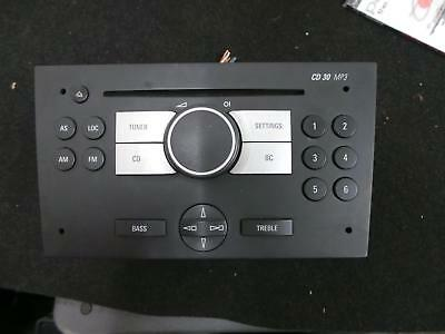 Holden Barina Radio/cd/dvd/sat/tv Cd Player, Xc, 03/01-09/11 01 02 03 04 05 06 0