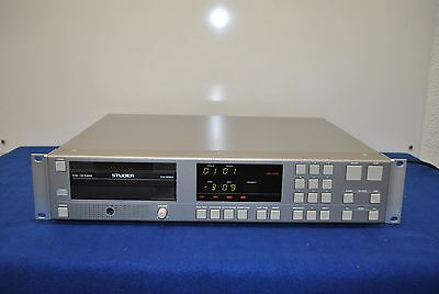 Studer D 732 High End CD-Player in fully working and near mint condition !!!