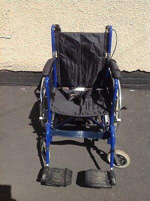 Twin Power Stroll Electric Wheelchair