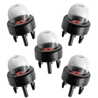 5Pcs Petrol Strimmer Primer Fuel Bulb Pump for Chainsaws Blowers Trimmers