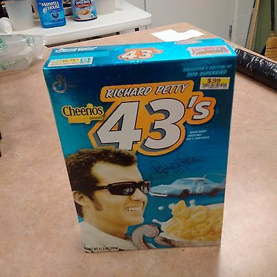 Richard Petty Collectible General Mills Cheerios